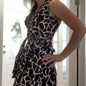Giraffe print Rabbit Rabbit Rabbit dress
